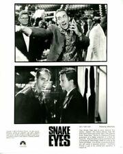 Nicolas Cage Gary Sinise Snake Eyes Original Press 8X10 Photo