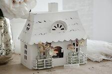 Laterne Lichthaus Windlicht groß Kerzenleuchter Shabby Vintage Landhaus