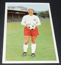 MAY HAMBOURG HAMBURG HSV FUSSBALL 1966 1967 FOOTBALL CARD BUNDESLIGA PANINI
