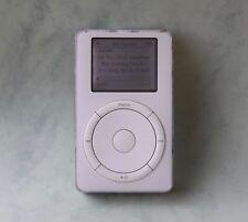 Apple iPod classic 1.Generation Weiß (5 GB), Kultgerät für Liebhaber u. Sammler!