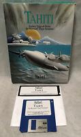 "RARE 1992 ""Tahiti"" Scenery Upgrade for Microsoft Flight Simulator - 3.5"" & 5.25"""