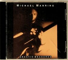 Michael Manring ‎– Drastic Measures CD (Windham Hill Jazz Fusion) Bass/Synth