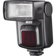 Metz Mecablitz 36 AF-5 Digital Shoe Mount Flash for Olympus Panasonic Leica