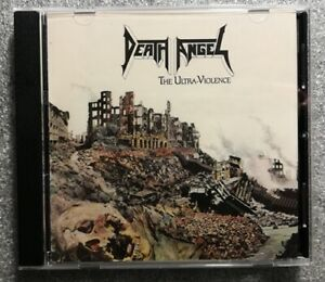 Death Angel - The Ultra-Violence CD * Mint * Free Fast Shipping