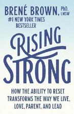 Rising Strong by Brené Brown (author)