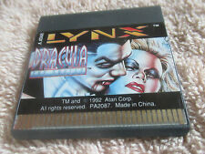 Dracula - The Undead - Cart Only - Atari Lynx Game