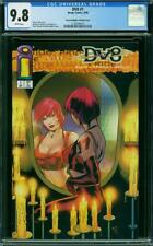 DV8 #1 CGC 9.8 Image 1996 Stevens/Hughes Variant Cover! Key! WP! L10 210 cm