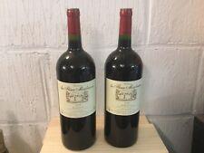 2 Magnum Château La Fleur Moulineau Bordeaux rouge  millésime 2018