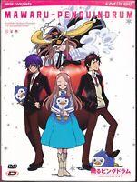 4 Dvd Box Cofanetto MAWARU PENGUINDRUM serie completa 24 eps nuovo sigillato