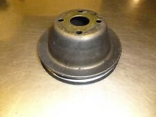 CLASSIC MINI WATER PUMP PULLEY 998cc 1275cc LARGE TYPE
