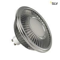 SLV 1001244 LED Leuchtmittel GU10 111mm 140° 2700K