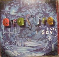 CD Erasure / I Say I Say I Say – Pop Album 1994