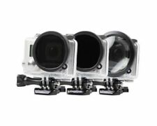 PolarPro GoPro Hero4/3+ Polarizer Filter-ND Filter-Macro Lens Kit Standard Housi