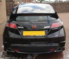 Honda Civic Type R FN2 / Type S FK3 Rear Cluster Sumo Vinyl Panel