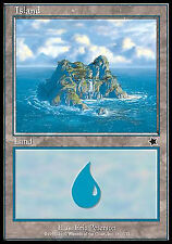 Island (161) X4 EX/NM Starter 1999 MTG Magic Cards Basic Land Common 99