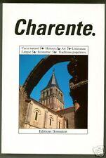 CHARENTE - ENCYCLOPEDIE REGIONALE + Editions BONNETON + Livre neuf