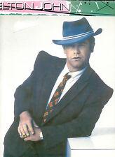 ELTON JOHN JUMP UP ORIGINAL 1982. THE ROCKET RECORD COMPTANT. TRES BON ETAT