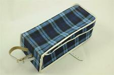 BLUE TARTAN 70's/80's Junior pendolare RSW11 Stile Sacchetto British Made Childs Bike