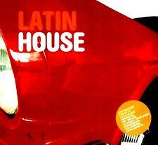 CD - LATIN HOUSE - VARIOS ARTISTAS (LATIN DANCE HOUSE COMPILATION) MINT LISTEN