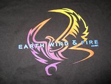 EARTH WIND FIRE Since 1971 (LG) T-Shirt Maurice Verdine White Philip Bailey