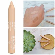 Sante Naturkosmetik Coverstick 01 Light - Vegan Pencil Concealer Made in Germany