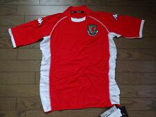 Wales 100% Original Soccer Football Jersey Shirt L 2003 Home Still BNWT NEW Rare