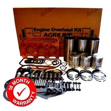 ENGINE OVERHAUL KIT FITS MASSEY FERGUSON 35 TRACTOR PERKINS A3.152 ENGINE.