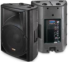 NOVIK NEO EVO 300A USB 2 Way Amplified Loudspeaker MP3 Bluetooth PeakPower 1000W