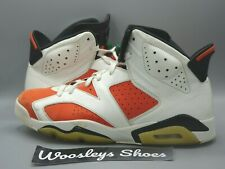 Nike Air Jordan VI 6 Retro Gatorade Orange Green Sz 12.5