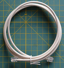 BT Infinity Half Meter Cat5e Modem cable VDSL RJ11 Twisted Pair High speed Fibre