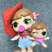 2X LOL Surprise Doll Line Dancer Series 1 RARE DISCONTINUED LIL DOLLS TOYS