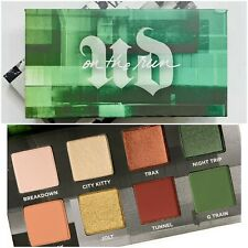 Limited Edition Urban Decay On The Run G TRAIN Eye Shadow Palette
