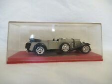 SOLIDO MERCEDES SS 1928 OPEN TOP SCALE 1:43