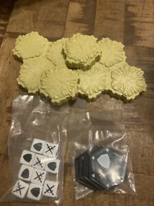 Magic The Gathering Arena Of Planeswalkers Playing Pieces Unused NIP