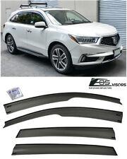 Eos Visors For 14-Up Acura Mdx Mugen Style Side Window Visors Rain Deflectors (Fits: Acura)