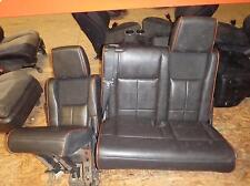 2007-2014 LINCOLN NAVIGATOR BLACK LEATHER 3RD ROW SEAT POWER EXPEDITION 08 09