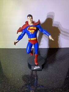 DC Direct ALL Star SUPERMAN DVD maquette Animation statue 444/2500