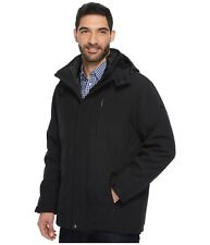 100% Authentic English Laundry Men's 2-in-1 Systems Jacket w/ Hood MSRP $239  XL
