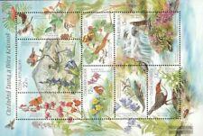 Tschechien Block23 (kompl.Ausg.) postfrisch 2005 Natur