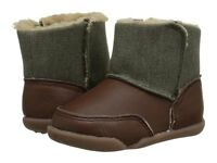 Carter's Every Step Stage 2 Standing Bucket-BS Shoe Baby Boy's Fleece Lined Boot