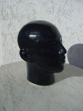 Latexmaske Latex Maske geschlossen Rubber Hood voll anatomisch Gr. M oder L Neu