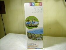 Intex Snapset #56453Wl Zoo Animals Swimming Pool 8ft x 18 in. Sealed & Brand New