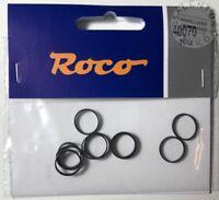 ricambi H0: ROCO 40070 anelli di aderenza 12,9-14,6 mm (conf. 10 pz)
