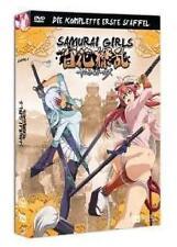 3 DVD-BOX - Samurai Girls - Die komplette erste Staffel ++neu und ovp++