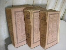 LETTRES EDIFIANTES des missions étrangères INDES plan 5 cartes 4 portraits 1819