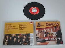BOPPIN' B/BOP AROUND THE POP(POLYDOR 986 8734) CD ALBUM