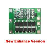 new 4S 40A 14.8V 16.8V Li-ion Lithium 18650 Battery Balanc PCB Board BMS Z0E0