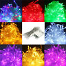10/20/30/40/50/80 LED Battery Operated String Fairy Light Party Wedding Decor