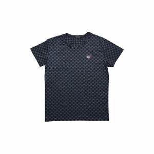 Gucci Vintage Monogram Cotton T-Shirt - Dark Blue - S/M