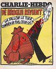 Charlie Hebdo n°491 du 09/04/1980 de Broglie Giscard Gébé Coluche
